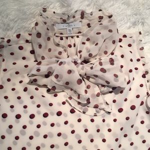 Fever Tops - Blouse with bow